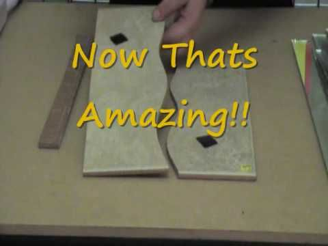 ▶ How to Cut Shapes in Tile Without a Wetsaw - YouTube