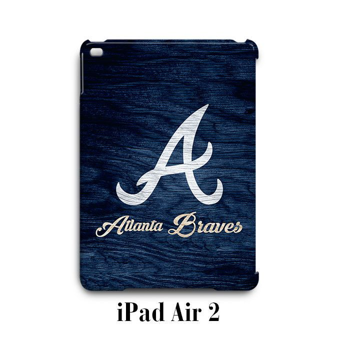 Atlanta Braves Custom iPad Air 2 Case Cover Wrap Around