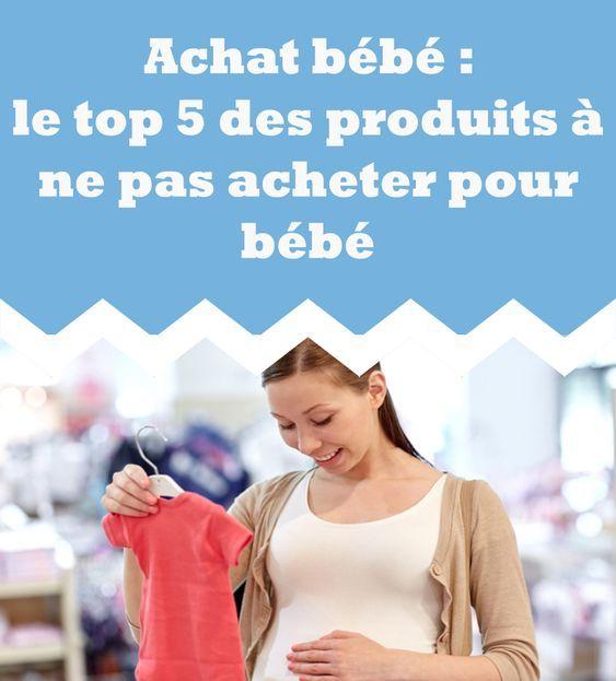 Baby shopping: Les 12 meilleurs produits à ne pas acheter pour bébé