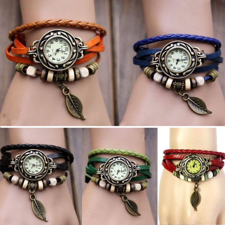 https://www.danyshopdepot.com/product/fashion-womens-bracelet-vintage-leather-leaf-wrist-watch/