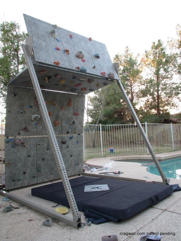 17 Best Images About Home Climbing Walls On Pinterest