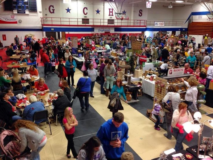 Grove City Band Craft Show