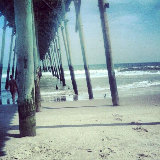 69 best places at kure beach images on pinterest kure for Carolina beach fishing pier