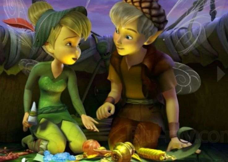 Tinkerbell and Terence