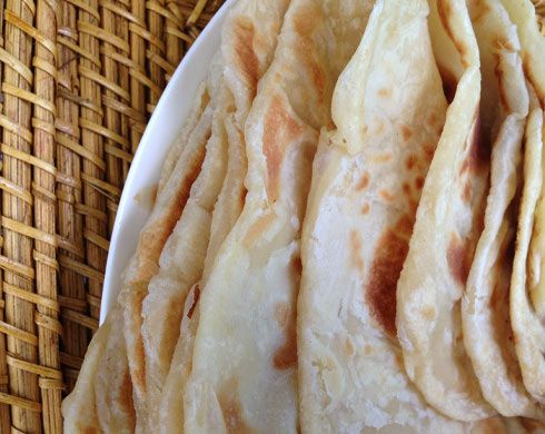 Sabaayad: Flatbread-My Somali Food