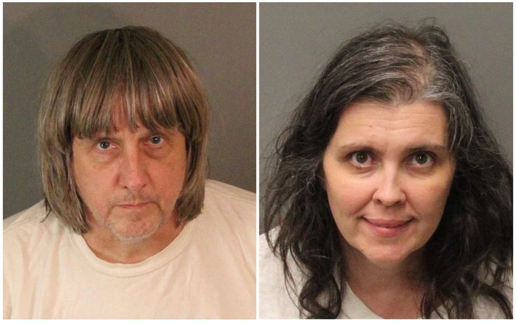 California Girls Escape From Human Depravity Led to Rescue of 12 Siblings