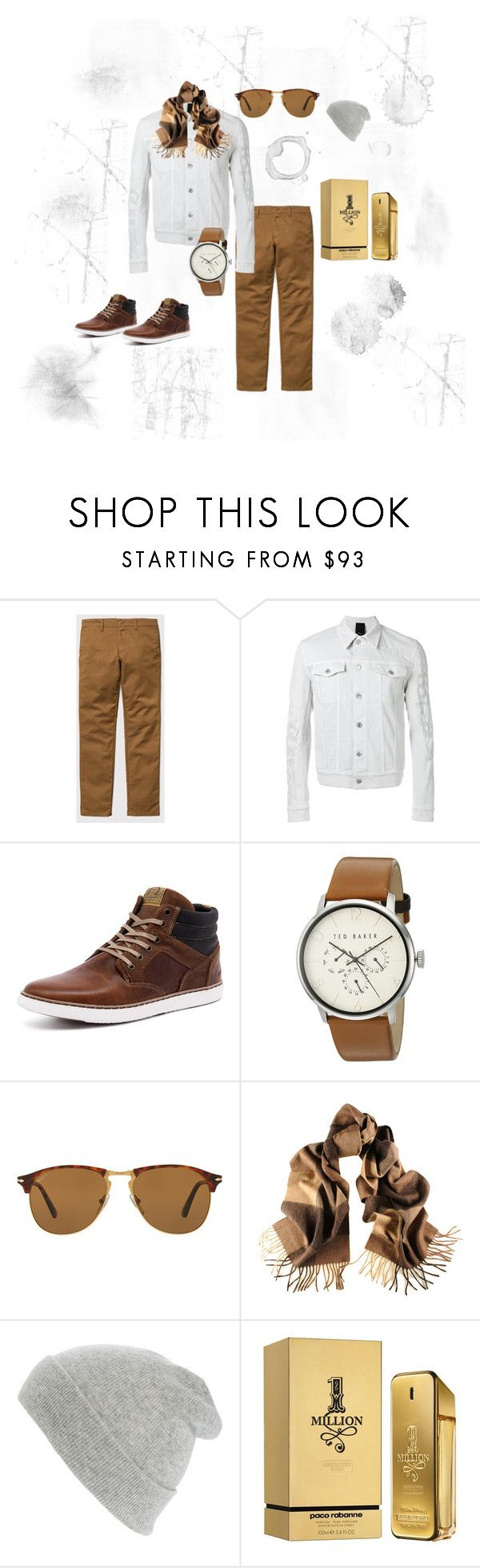 """""""GO Men :)"""" by light-black ❤ liked on Polyvore featuring Carhartt, Dior Homme, Ted Baker, Persol, Black, Norse Projects and Paco Rabanne"""