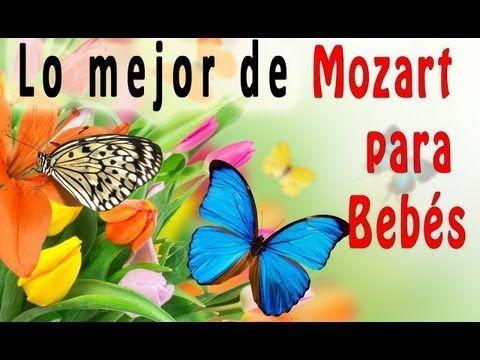 1 HORA de la Mejor Música Clásica Relajante para bebés y niños. Además, es la música instrumental de Mozart ideal para bebés en el vientre materno durante el...