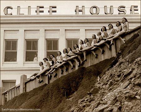 San Francisco, California | Cliff House