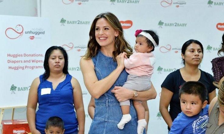 Jennifer Garner to Support President Donald Trump in Helping Poor Children