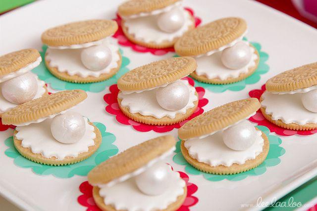 Princess Mermaid // Princess Mermaid Theme Birthday Party Ideas | Photo 22 of 76