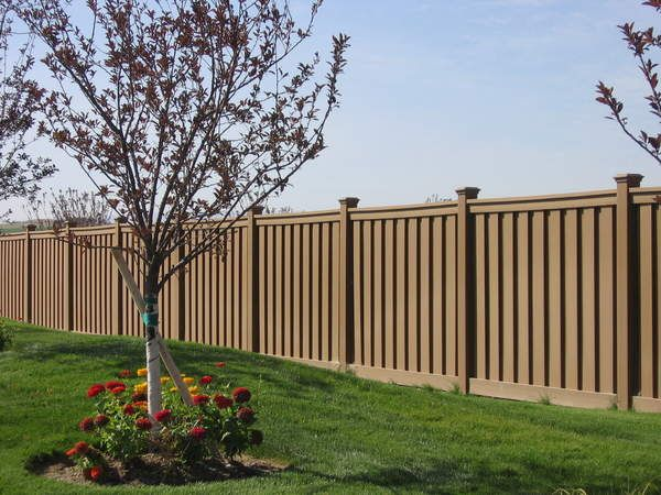 Image result for Anatomy of Wood Fences