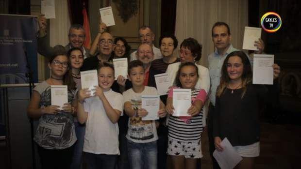 Declaraciones deJose Antonio Asensio,la víctima dehomofobia que ha motivadola sanción. VÍDEOGAYLES.TV|Se cumplen dos años de la Ley 11/2014 contra la homofobia, la transfobia y la bifobia en C