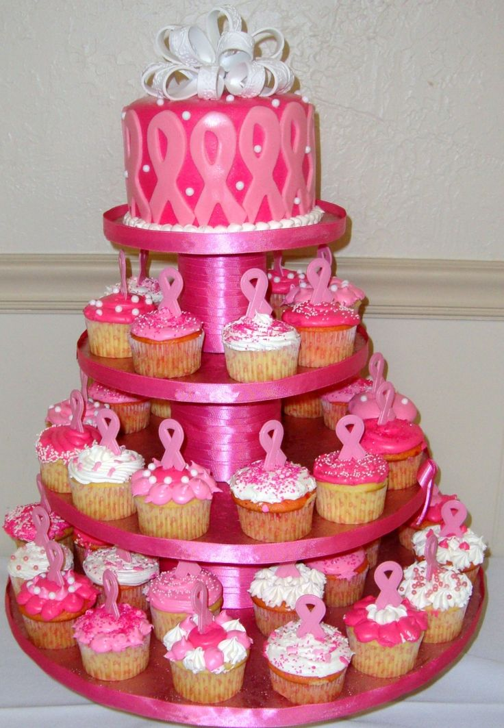 123 Best Breast Cancer Bake Sale Ideas Images On Pinterest