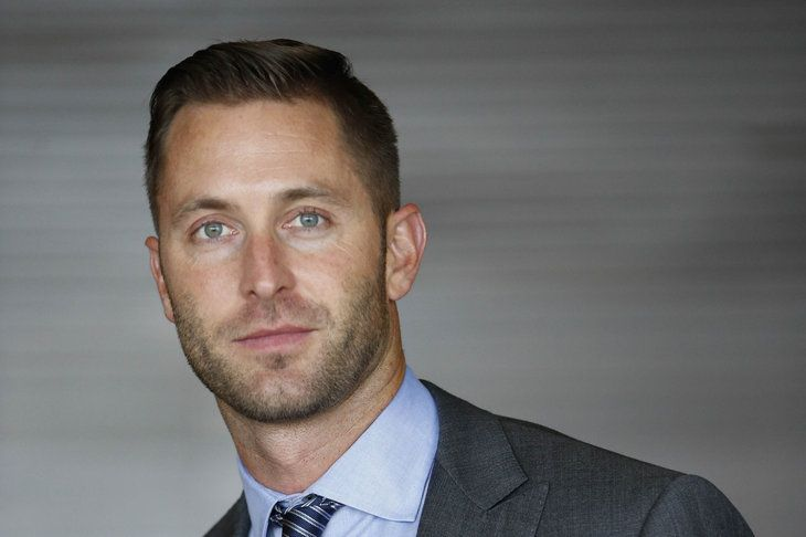 Kliff Kingsbury,  new head coach at Texas Tech is hot!!!!!!