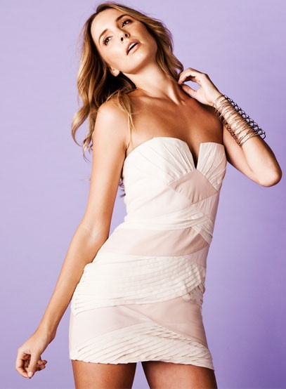 KUKU - Wrapped up dress is a beautiful blush shade dress which has thin straps you can wear or tuck in! Perfect for an event or special occasion. Alexandra & Lace x
