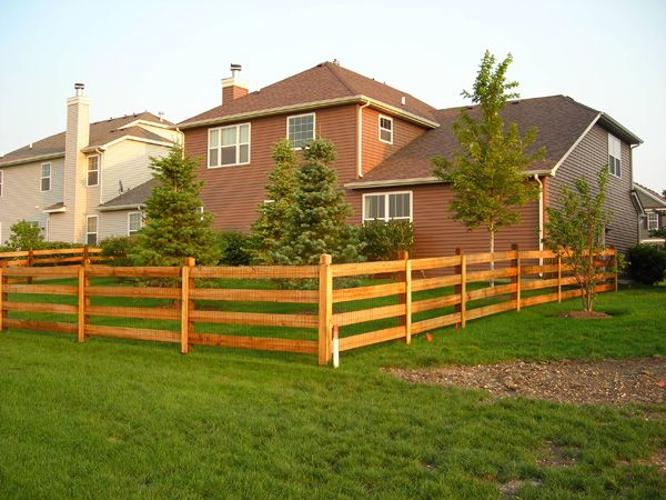The 25 Best Post And Rail Fence Ideas On Pinterest Wire