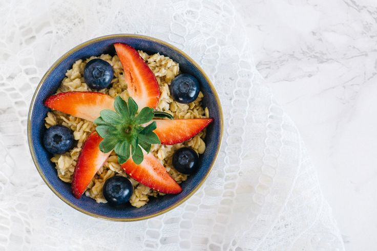 Overnight Oats with Fruits — PixaSquare | Free Hi-Res Stock Photos