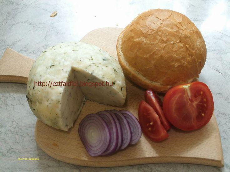 Ezt fald fel!: Házi sajtot készítettünk - kapros-fokhagymás házi ...