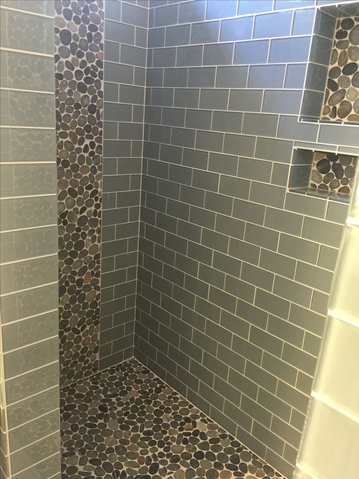 279 best Shower Tile - Glass and Mother of Pearl Shower Tile images ...