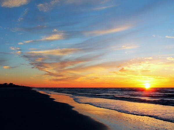 So excited for New Years at the beach. Life is blessed and amazing. - Crystal Beach, Texas