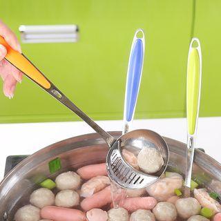 Yulu - Long-Handled Stainless Steel Spoon