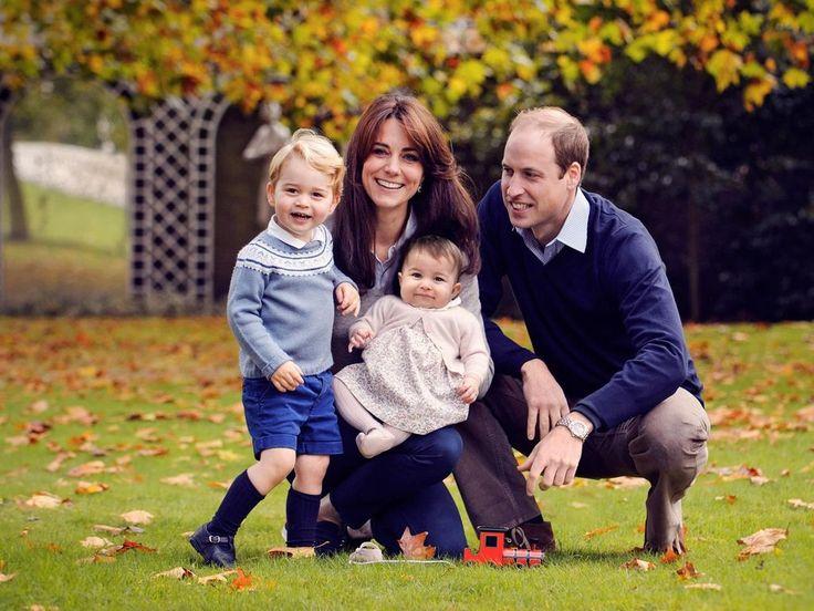 Prinz William plauderte ein wenig über sein Familienleben