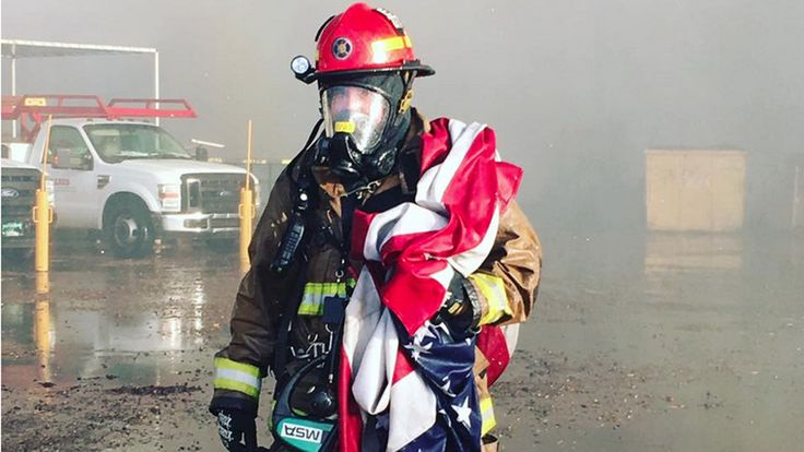 A massive third-alarm fire fanned by powerful winds erupted at a recycling plant in Phoenix on Tuesday night, according to Phoenix TV station KPHO. The fire broke out around 4 p.m. at the Arizona P…