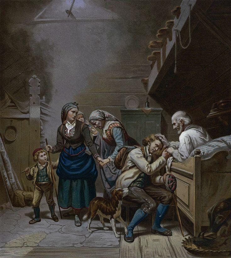Norske_Folkelivsbilleder_05_-_Afskeden_(Adolph_Tidemand).jpg (1978×2208)