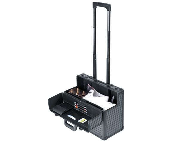 Executive Luggage/Document Trolley. at Trolley Bags | Ignition Marketing Corporate Gifts