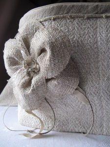 Jolie fleur en tissu