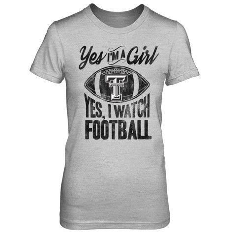 Yes I Watch Texas Tech Football