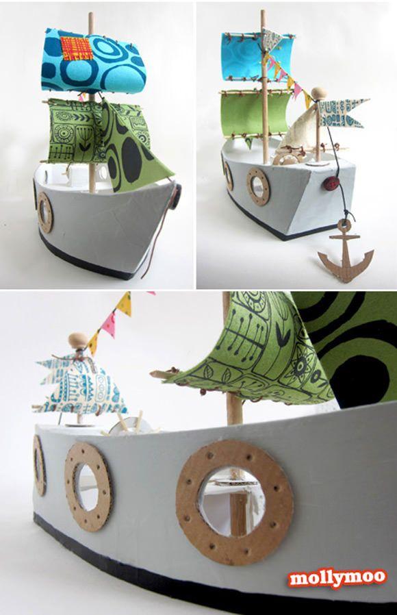 DIY Piratenschip