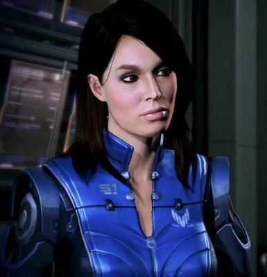 Mass Effect 3 ~ Ashley Williams