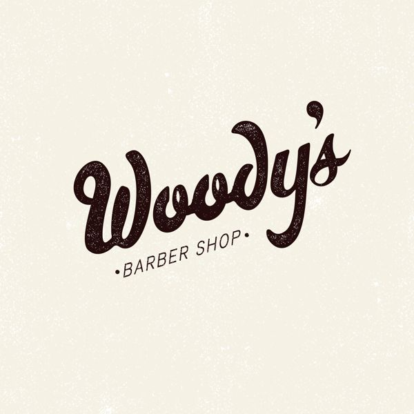 Woody's Barber Shop on Behance