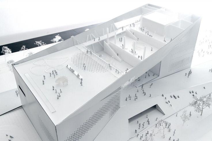 MÉCA – Maison de l'Économie Créative et de la Culture en Aquitaine / BIG