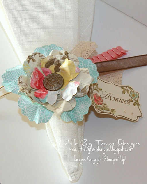 """14 Best Images About Stampin Up """"table Decorations"""" On"""