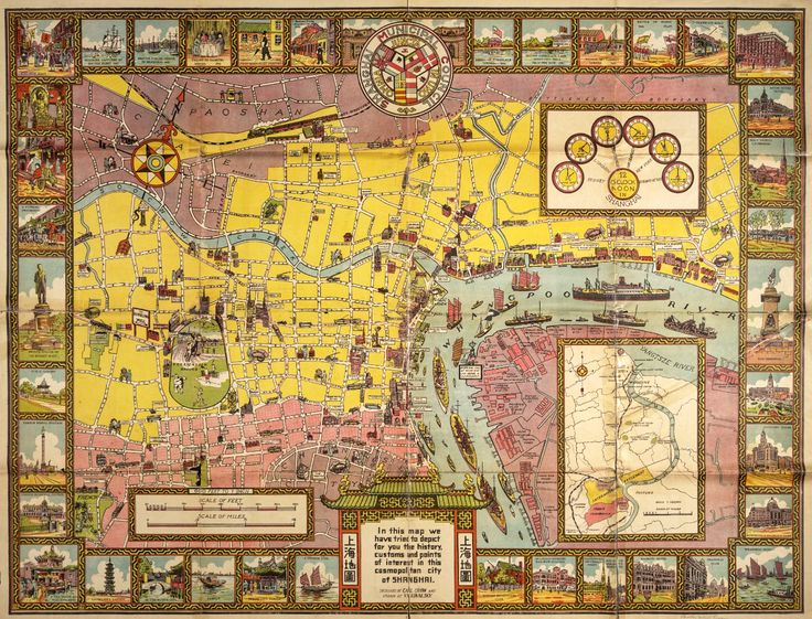 Best Maps Images On Pinterest Antique Maps Old Maps And - China historical map 1890 1907