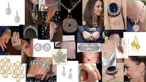 Duchess of Cambridge jewelry