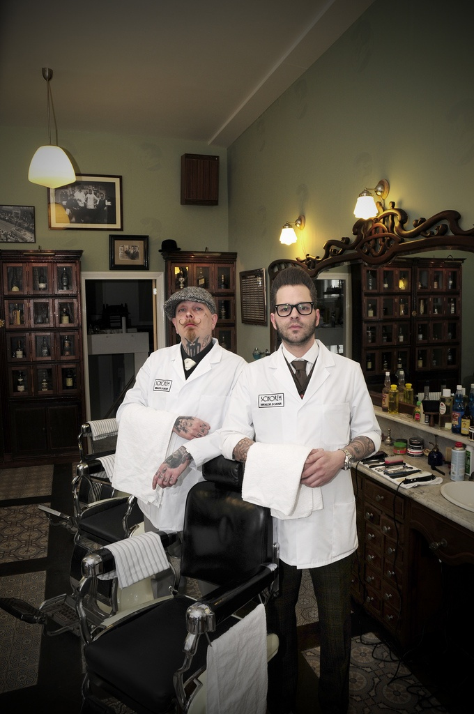 Schorem - the only place to shave in Rotterdam