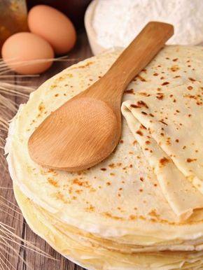 Pâte à crêpes simple : Recette de Pâte à crêpes simple - Marmiton