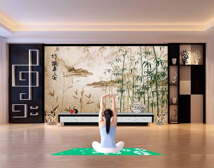 17 meilleures id es propos de papier peints chinois sur pinterest chinoiserie papier peint. Black Bedroom Furniture Sets. Home Design Ideas