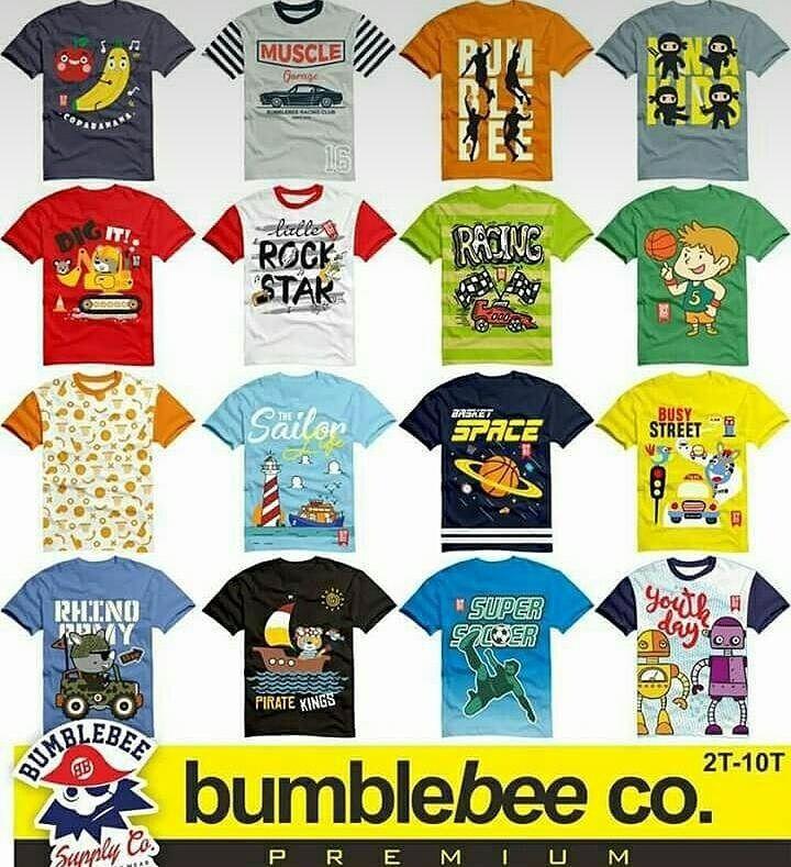 Ready bumble bee boy 2-10