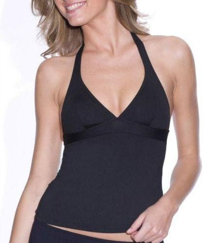 De jolis maillots de bain de #grossesse en grande taille ? Ca existe! Ici, un joli tankini #enceinte #ronde