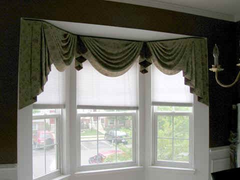 1000 Ideas About Bow Window Curtains On Pinterest
