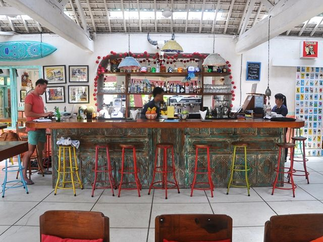 The best Mexican food and cocktails at Lacalaca in Seminyak, Bali