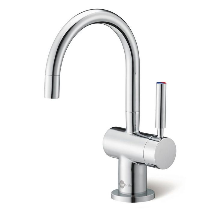InSinkErator Indulge Modern Single-Handle Instant Hot and Cold Water Dispenser Faucet in