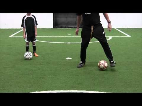 U10 Indoor Soccer Training