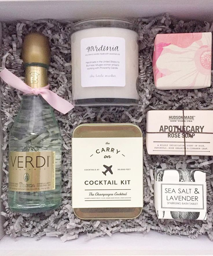 The Bridal Box  Picking the perfect gift can be tough. A bridal box will allow you to give your group a few of your favorite things.