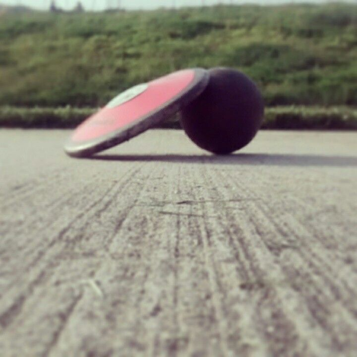 Shotput & Discus Track  Photography My Life  Sport